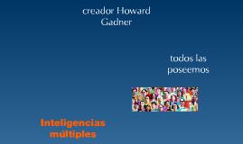 Inteligencias múltiples (práctica)