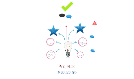 Copy of Projetos - 1 Encontro