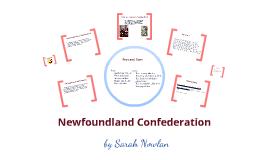 Newfoundland Confederation