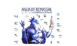 Agua de Benassal - Actividades 1 y 2 Marketing Internacional