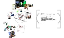 Open Dag Media en Vormgeving IV en GV