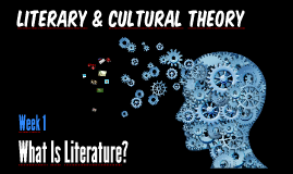LCT 2 - What Is Literature