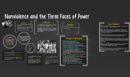 Nonviolence and the Three Faces of Power