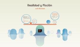 Realidad y Ficción