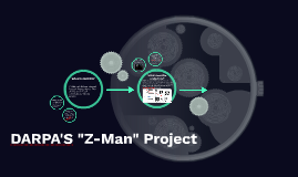 """DARPA """"Z-Man""""- Price"""