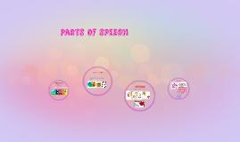 Parts of speechs