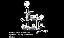 "Henry Clay's ""American System"" Building the United States"
