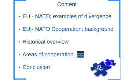 EU - NATO cooperation