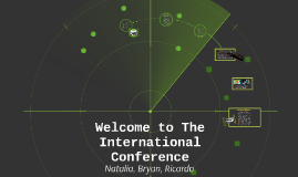 Welcome to The International Conference