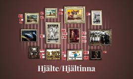 Copy of Hjälte/Hjältinna