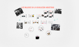 Copy of La mujer y la revolucion industrial