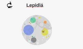 Lepidlá