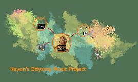 Keyon's Odyssey Project