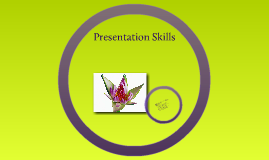 Copy of Presentation Skills