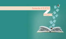Copy of Soneto CLXVI
