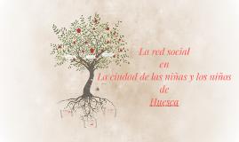 La red social en