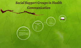 Country profile of jamaica by irma enriquez on prezi social support groups in health communic sciox Gallery