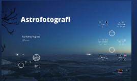 Astrofotografi
