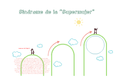 "Copy of Sindrome de la ""Supermujer"""