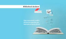 Educatief Programma - Bibliotheek Arnhem - Oude kind