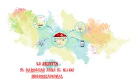 La Recetta - El Paraguas de la comunicacion