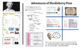 AP Lang: Adventures of Huckleberry Finn