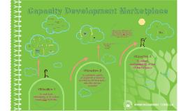 Capacity Development Marketplace Today