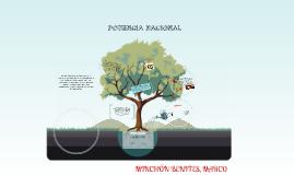 Copy of Potencia Nacional