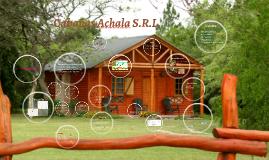 Cabañas Achala
