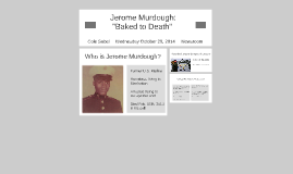 Jerome Murdough