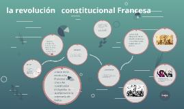revolución constitucional francesa