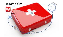 Copy of Curso de Primeros Auxilios