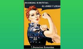 Historia de las luchas por los Derechos de las Mujeres