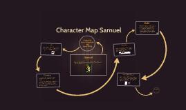 Character Map Samuel