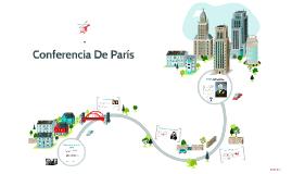 CONFERENCIAS DE PARIS