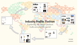 Industry Profile: Fashion