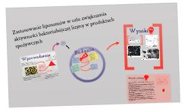Zwiększona aktywność bakteriobójcza