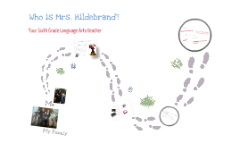 Copy of Who is Mrs. Hildebrand?