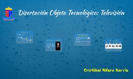 Disertación Objeto Tecnológico
