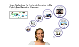 Copy of Using Technology for Authentic Learning in the Project-Based Learning Classroom