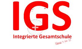 2019 Schulform IGS