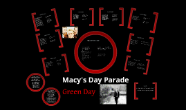 Macy's Day Parade by Green Day
