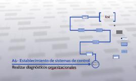 A6- Establecimiento de sistemas de cotrol