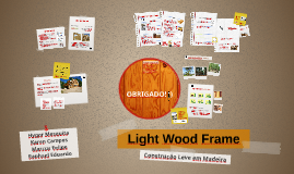 Light Wood Frame