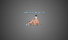 ENRIQUE SOLARI SWAYNE