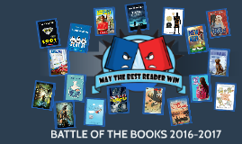 BATTLE OF THE BOOKS 2016-2017