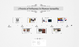 7 Events of Influence in Human Sexuality
