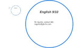 English 9/10