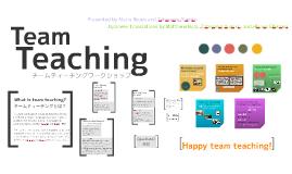 SDC Team Teaching