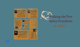 Ranking the Presidents
